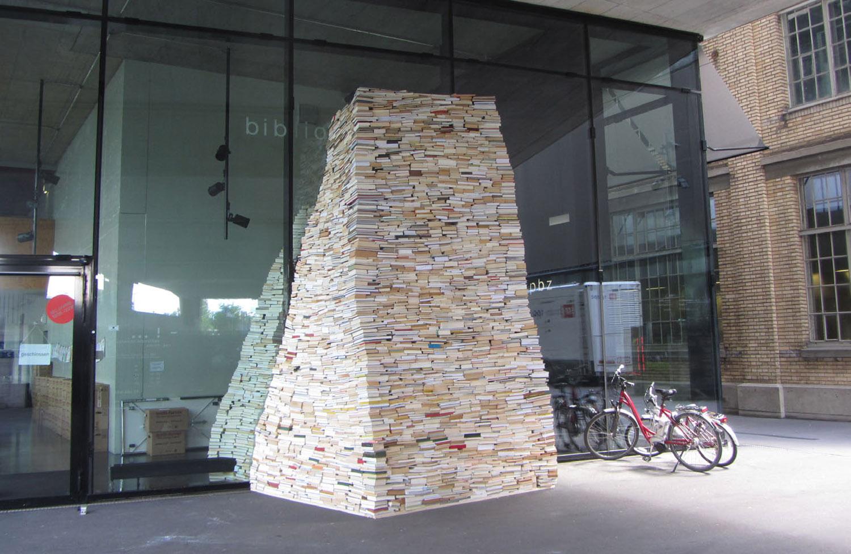 «Monolith» - Installation - Zürich Sihlcity 2016